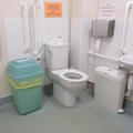 Kellogg College - Accessible toilets - (2 of 3)