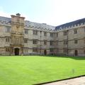 merton college  fellows quad  1 of 1