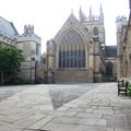 Merton College - Front Quad - (1 of 1)