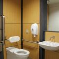 Pembroke College - Accessible toilets - (1 of 2)