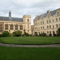 Pembroke College - Chapel Quad - (1 of 1)