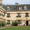 Pembroke College - Old Quad - (1 of 1)