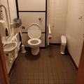 Somerville College - Accessible toilets - (4 of 5)