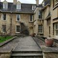 Somerville College - Darbishire Quad - (2 of 3)