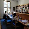 Somerville College - Library - (5 of 5)
