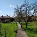 Somerville College - Main Quad - (2 of 3)