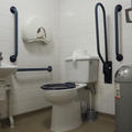St Edmund Hall - Accessible toilets - (2 of 3)