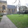 University College - Fellows gardens - (1 of 1)