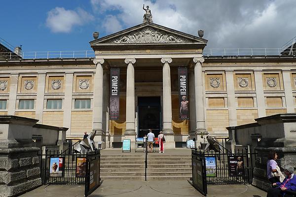 Ashmolean Museum - (1 of 1)